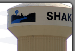 Shakopee Water Tower